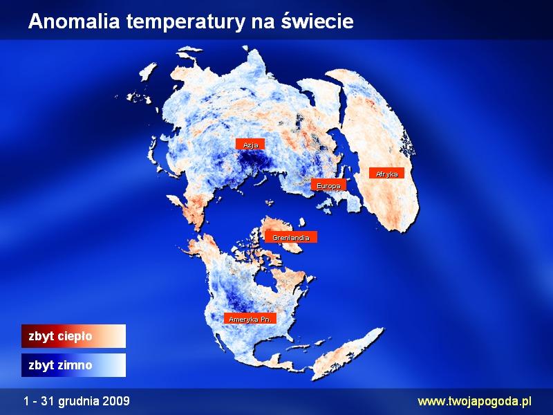 Temperatury Na Swiecie