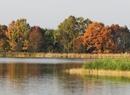 Jesień nad wodą i na polach