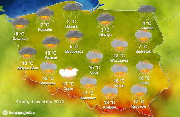 twoja pogoda wrocław