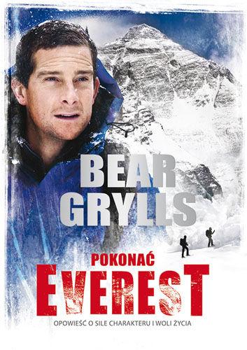 Bear Grylls z książką Pokonać Everest w konkursie