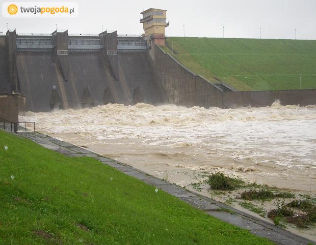 Zagrożenie powodzią w Polsce: Relacja na żywo