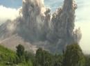 Erupcja na Indonezji