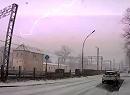 Burza w styczniu